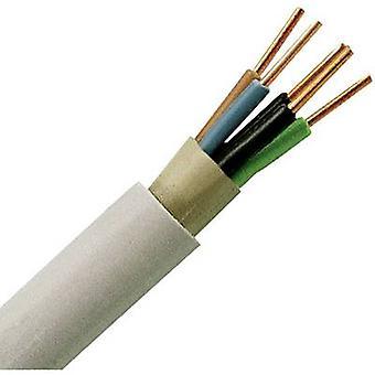 Kopp 153005848 Sheathed cable NYM-J 5 G 1.50 mm² Grey 5 m