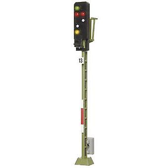 H0 Viessmann 4013 Light Asig light signal Assembled DB