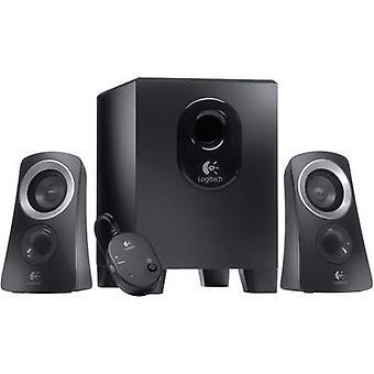 Logitech Speaker System Z313 2.1 PC speaker Corded 25 W Black