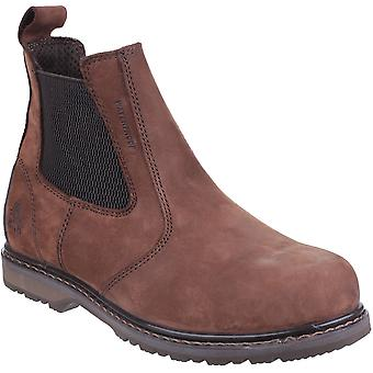 Amblers Safety Mens AS148 Sperrin Waterproof Dealer Boots