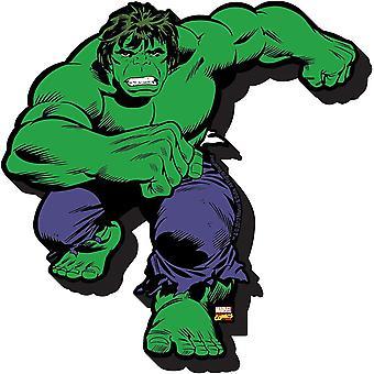 Incredible Hulk Chunky Thick Fridge Magnet