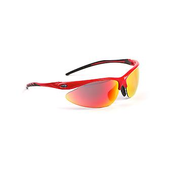 Northwave Shiny Red 2015 Team Cycling Glasses