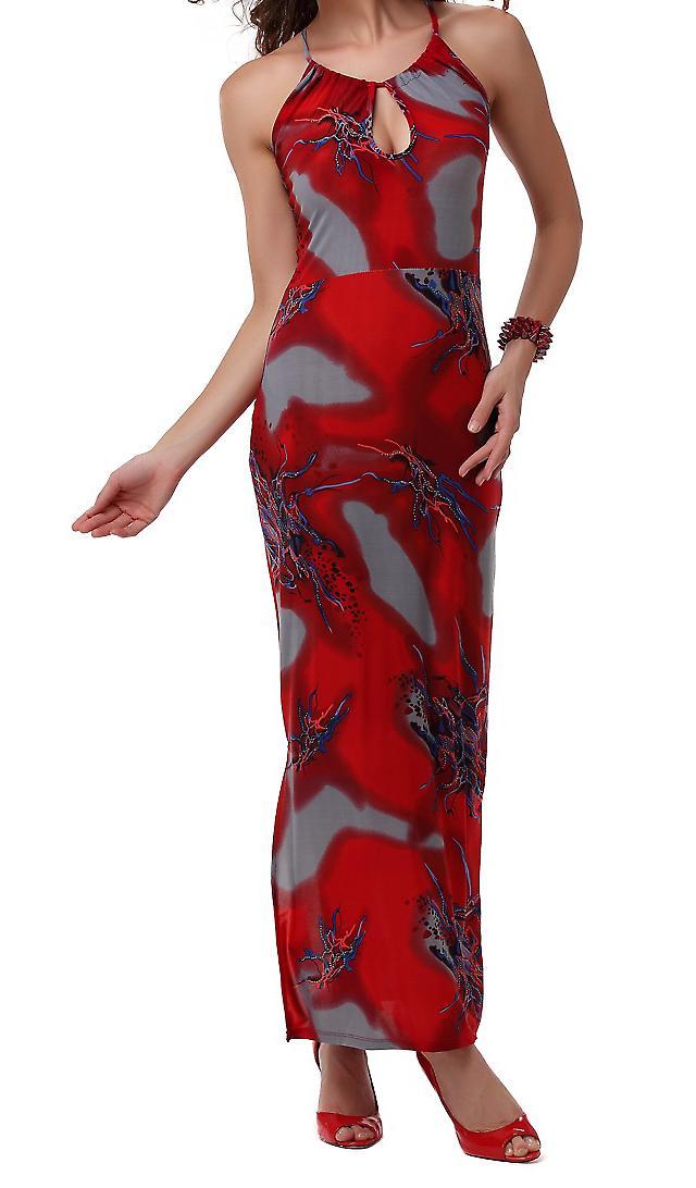 Waooh - Fashion - long printed dress