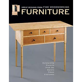 Furniture - Great Designs from Fine Woodworking - Outstanding Projects