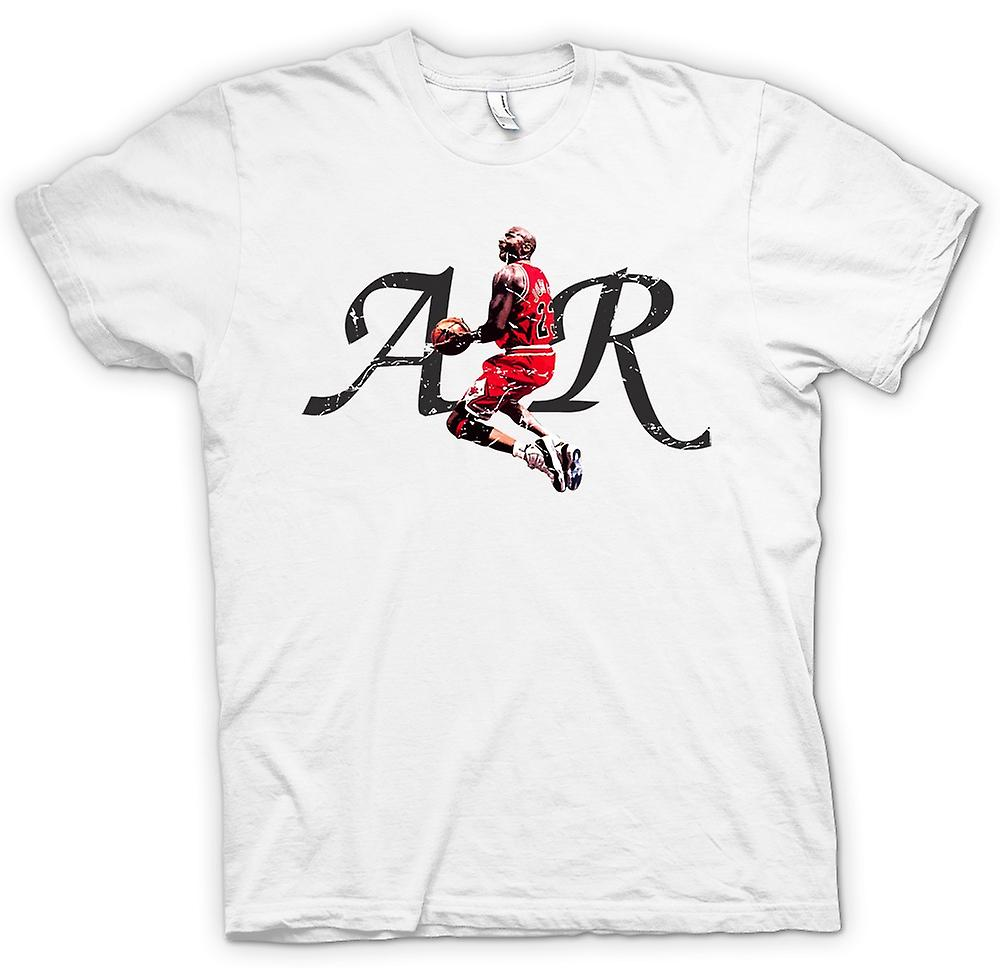 Womens T-shirt - Air Jordon - Cool basketbal