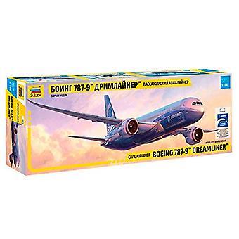 Zvezda Z7021 BOEING 787-9 DREAMLINER