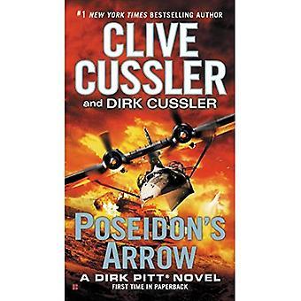 Seta de Poseidon (Dirk Pitt romances)