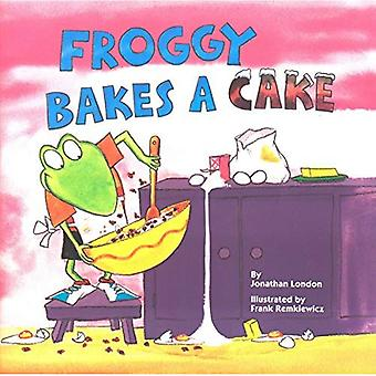 Froggy Bakes a Cake (Froggy)