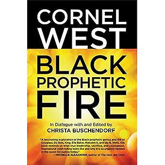 Svart profetiska brand