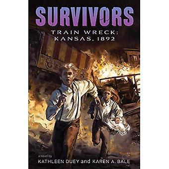 Zugunglück: Kansas, 1892 (Überlebenden)