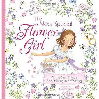 Den mest speciella blomma flickan
