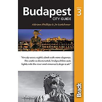 Budapest: CITY GUIDE (Bradt Travel Guides