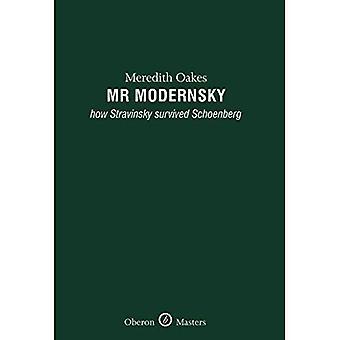 Stravinsky the Outsider