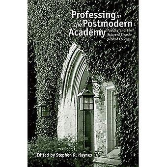Bekännande i postmoderna akademin