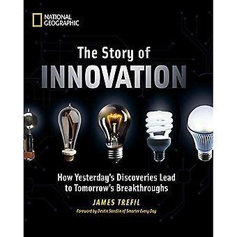 A história da inovação: como descobertas de ontem levam a descobertas de amanhã