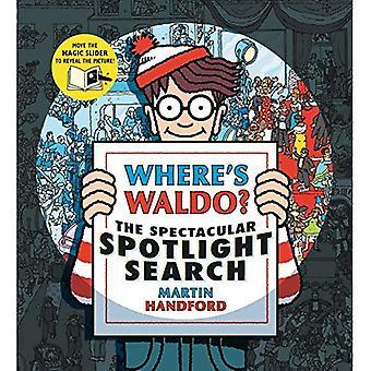 Onde está Wally? a busca do Spotlight espetacular (onde está Wally?)