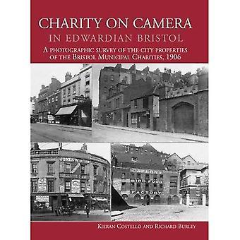 Liefdadigheid op Camera in Edwardian Bristol: een fotografisch overzicht van de eigenschappen van de stad van de Bristol gemeentelijke liefdadigheidsinstellingen 1906