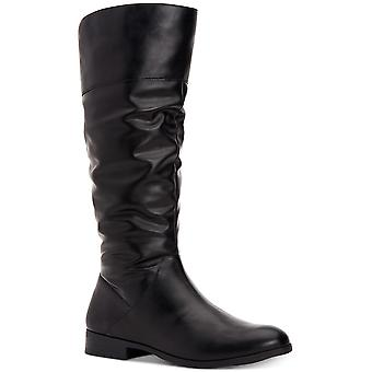 Style & Co. Womens Kelimae Round Toe Knee High Fashion Boots