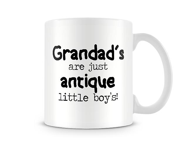 Grandads Are Antique Little Boys Mug