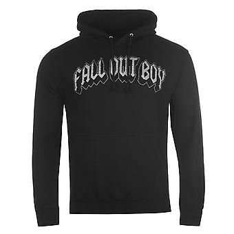 Official Band Merch Mens Out Boy Hoody Hoodie Hooded Long Sleeve Top Clothing