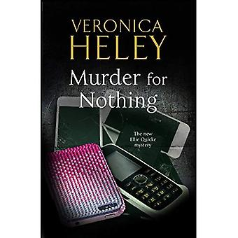 Murder for Nothing (An Ellie Quicke Mystery)