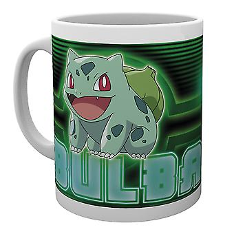 Caneca de brilho Pokemon Bulbasaur