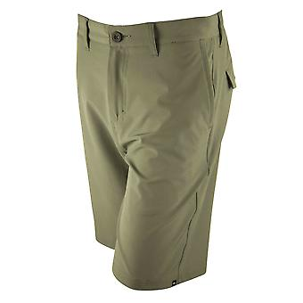 Quiksilver Mens Everyday Solid Amphibian 21 Shorts - Gray