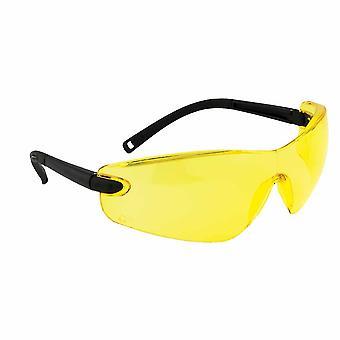 sUw - Profile Safety Spectacle Amber Regular