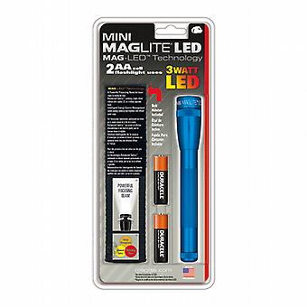 Mini Mag Lite LED 2AA.