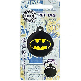 DC Comics Pet Tag Batman