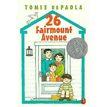 26 Fairmount Avenue by Tomie de Paola - 9780698118645 Book