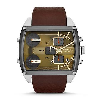 Diesel Brown Mothership Chronograph Watch DZ7327