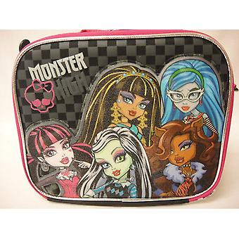 Lunch Bag - Monster High - Group Case Kids Girls Gifts 079516