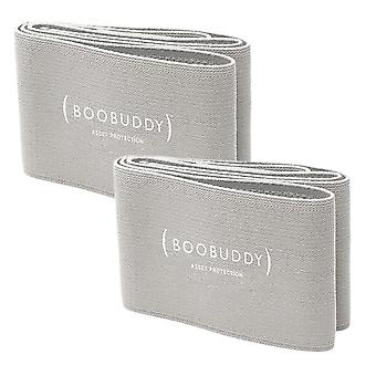 Original boobuddy™ twin pack – grey