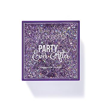 Sunkissed Party Ever After or All That Bling Eye Shadow Palette - 16 x 1g Eyeshadow