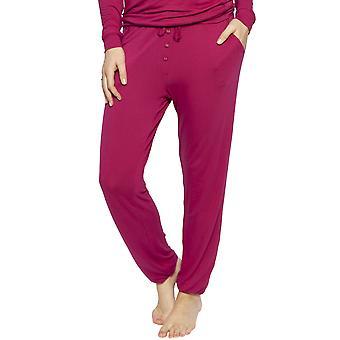 Cyberjammies 4227 Women's Susie Cherry Red Modal Pyjama Pant
