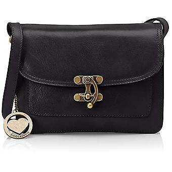 Piece Bags Cbc34013tar Black Women's Shoulder Bag 7x18x25 cm (W x H x L)