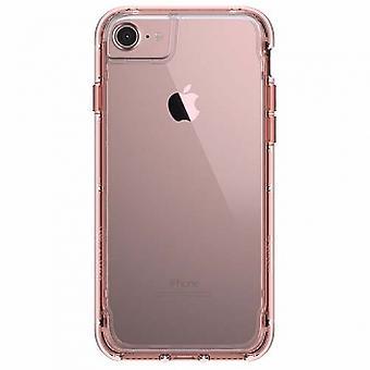 Cas Griffin Survivor pour iPhone 8/7/6S - Rose Gold/Clear