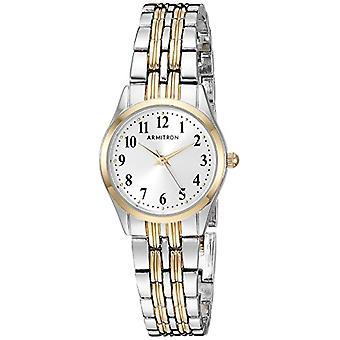 Armitron Clock Donna Ref. 75/5304SVTT