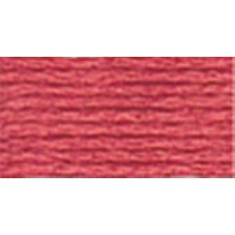 Dmc Tapestry & Embroidery Wool 8.8 Yards Dark Shell Pink 486 7217