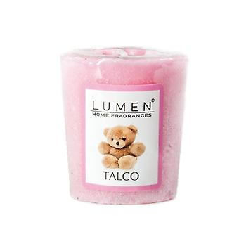 Lumen home fragrance scented Votive candle TALCO 1 pc