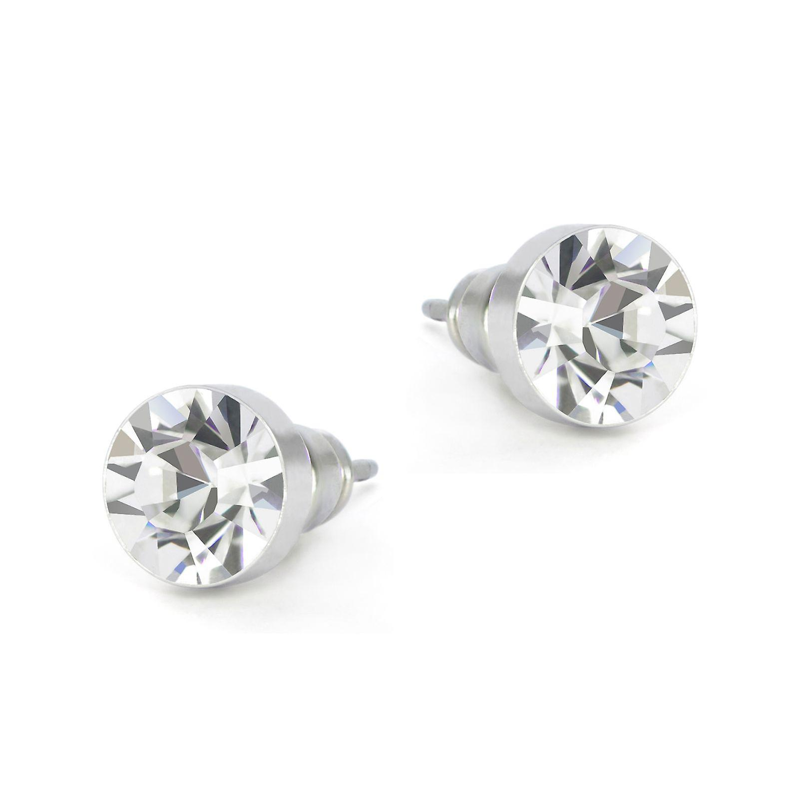 Crystal Swarovski earrings EMB8.4