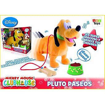 IMC Toys Pluto Walks (Toys , Dolls And Accesories , Soft Animals)