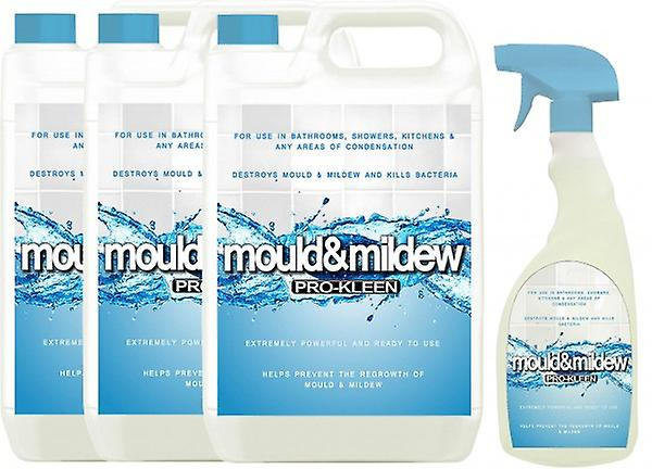 15 Litre Household Mould Killer And Remover Spray Package