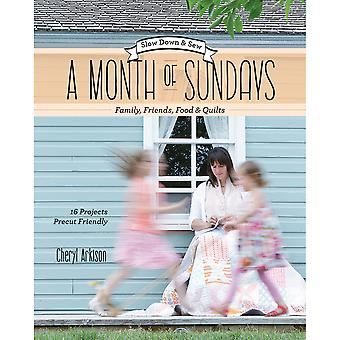 Stash Books-A Month Of Sundays STA-56966