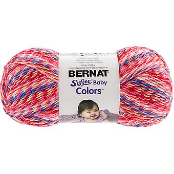 Softee Baby Yarn - Colors-Pink Rainbow 166051-51002