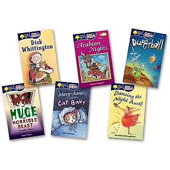 Oxford Reading Tree All Stars Pack 3A Pack 6 Books 1 of Each Title by Kes Gray & Geraldine McCaughrean & Martin Waddell
