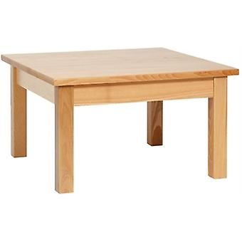 Rugella Wooden Coffee Table Natural Finish