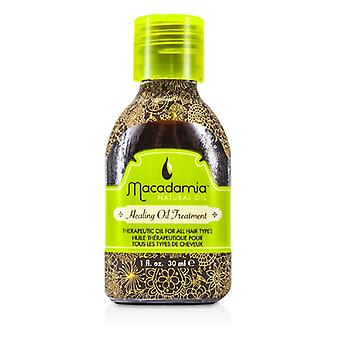 Macadamia Natural Oil Healing Oil Treatment (For All Hair Types) 30ml/1oz
