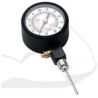 Precision Training Football Ball Pressure Gauge